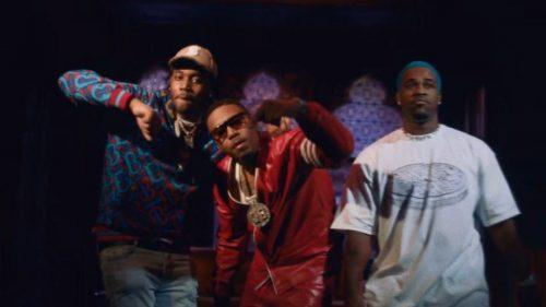 Nas recluta a A$AP Ferg y Fivio Foreign para 'Spicy', su nuevo tema