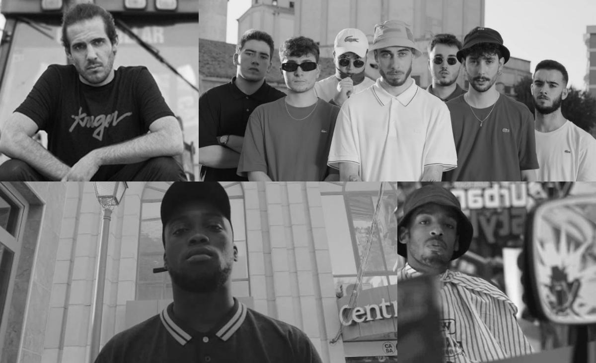 7 raperos españoles que deberías estar escuchando ahora mismo