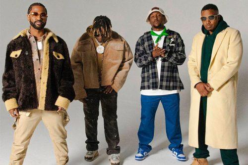 Nas es inolvidable en el clip de 'Replace Me' con Big Sean  y Don Toliver