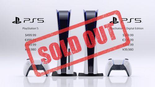 Sony no da abasto con las reservas: ¿dónde conseguir una PS5?