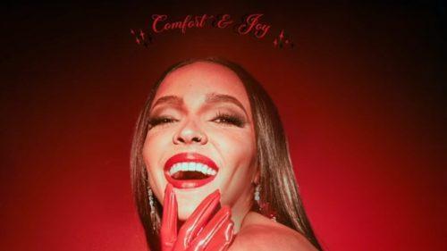 Tinashe adelanta la Navidad con su EP 'Comfort & Joy'
