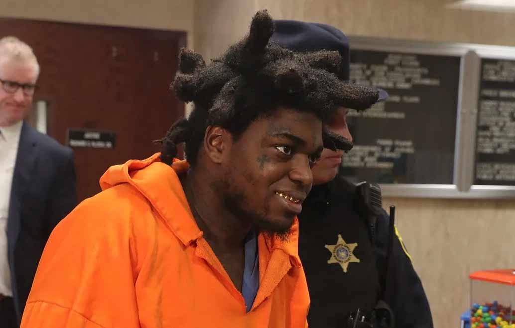 Kodak Black ya sabe en qué fecha saldrá de prisión