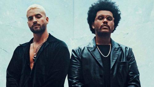 The Weeknd nos sorprende hablando español en el remix de 'Hawái' con Maluma