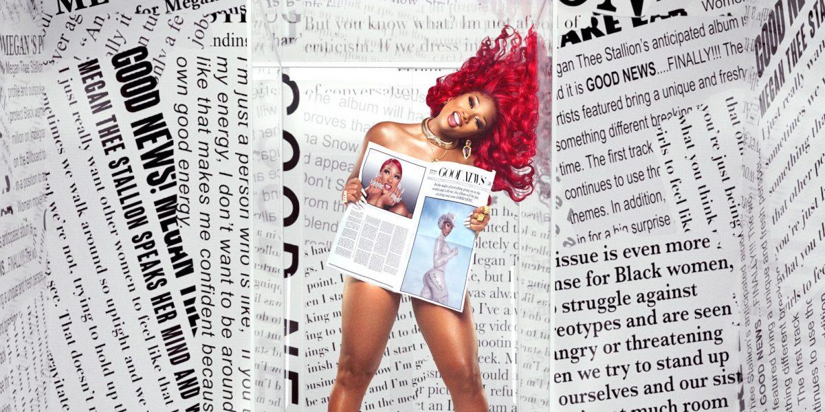 Megan Thee Stallion lanza 'Good News' con Beyoncé, Young Thug y más
