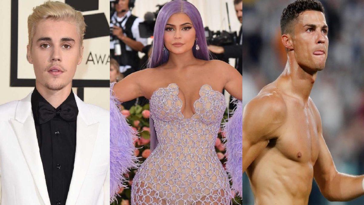 Cristiano Ronaldo, Kylie Jenner… Estas son las cuentas de Instagram con más seguidores