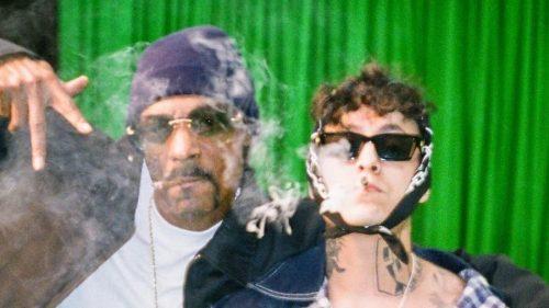 Alemán sube de nivel y se une a Snoop Dogg para 'Mi Tío Snoop'