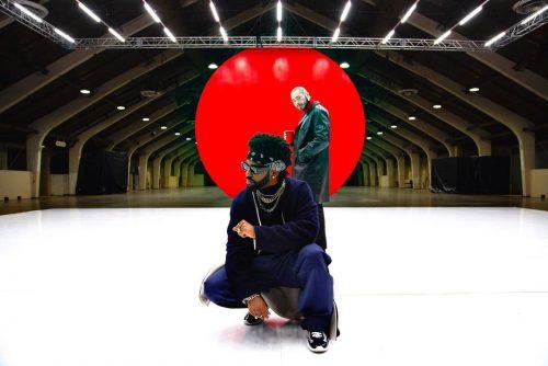 Big Sean y Post Malone hacen equipo para el vídeo de 'Wolves'