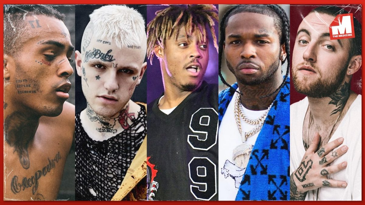 Las estrellas que nos dejaron antes de tiempo: recordamos a Lil Peep, Mac Miller, XXXTentacion, Juice WRLD y Pop Smoke
