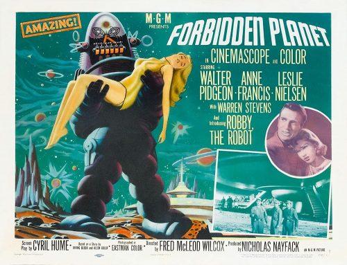 «Forbidden Planet»: ¿la película que inició la ciencia ficción moderna?