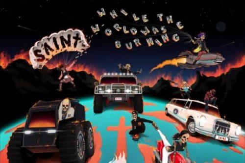 SAINt JHN y Kanye West vuelven a la carga con 'Smack DVD'