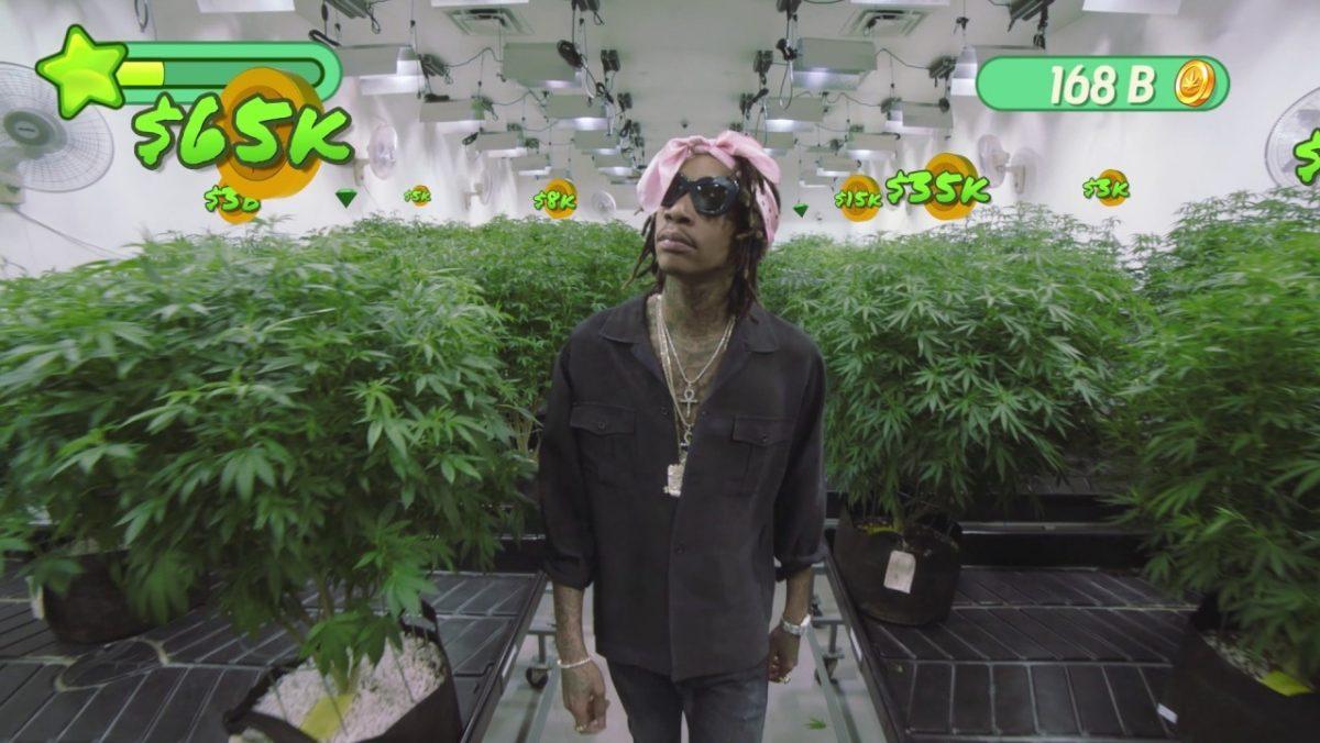 Denuncian a Wiz Khalifa por su marca de marihuana «Khalifa Kush»