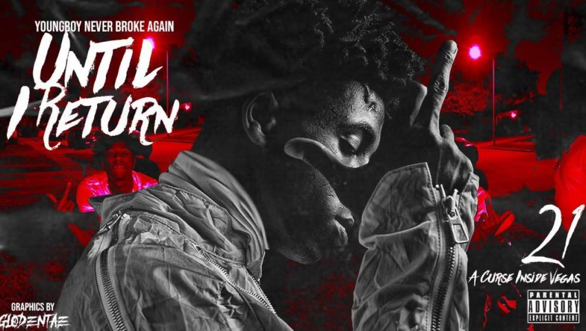 NBA YoungBoy estrena por sorpresa la mixtape 'Until I Return'