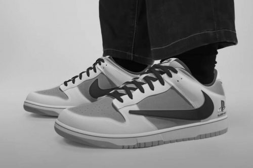 Las Nike SB Dunk Low de Travis Scott x PS5 ya han sido falsificadas