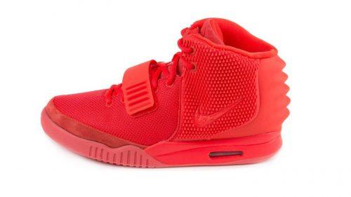 Goat pone a la venta las «Red October» de Nike Air y Yeezy