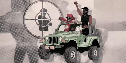 Public Enemy ponen videoclip al mítico 'Public Enemy Number Won'