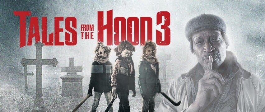 """""""Tales from the Hood 3"""": vuelve el terror al ghetto por todo lo alto"""