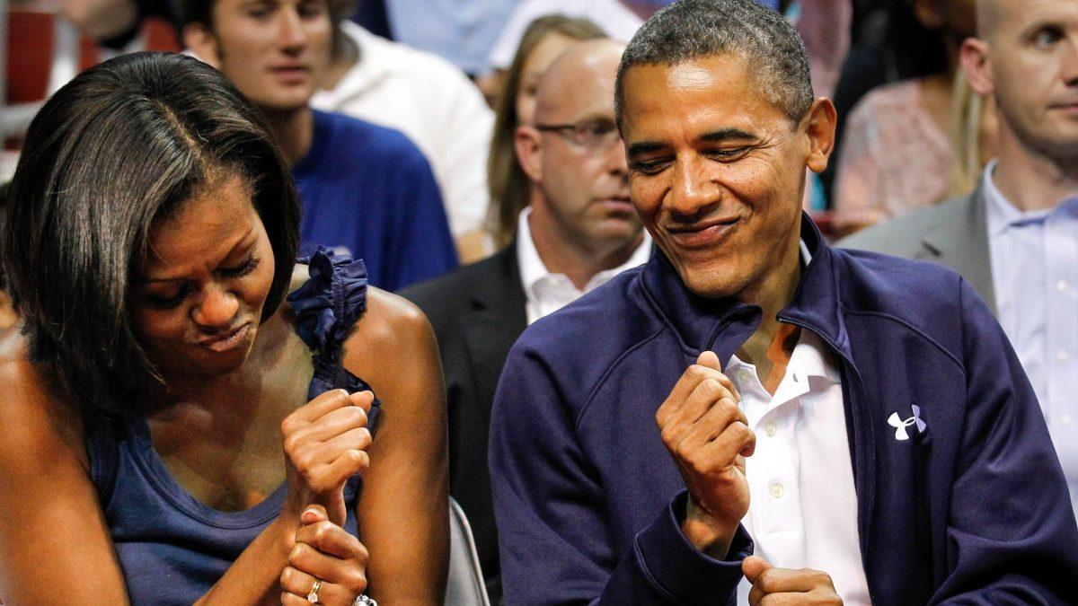 Obama confiesa sus canciones, películas, libros y series favoritas del 2020