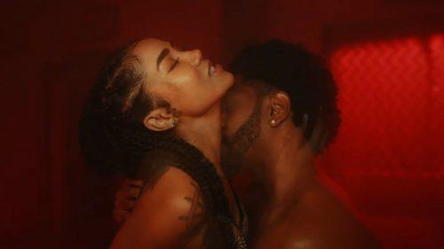Big Sean y Jhené Aiko sacan su lado más sexual en 'Body Language'