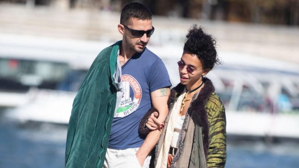 Sia se une a FKA Twigs en el caso del supuesto maltrato de Shia Labeouf