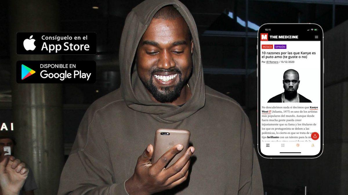 ¡Entérate de todo en primicia gracias a la nueva app de The Medizine! #WeAreAddicted