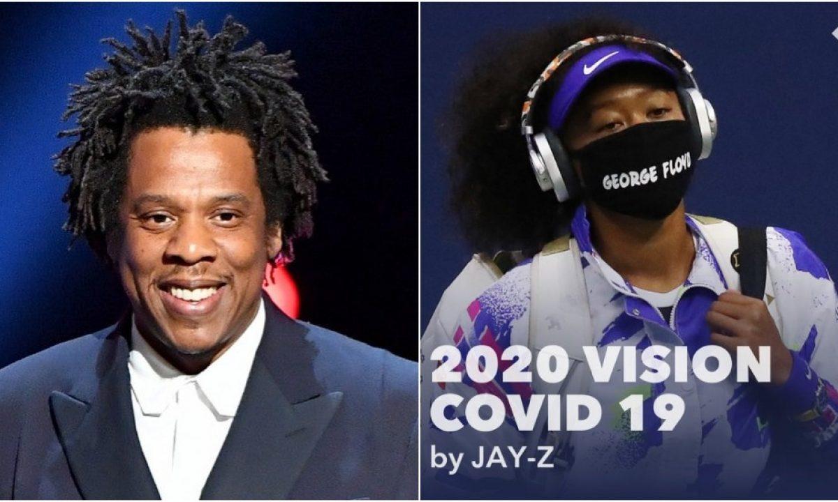 JAY-Z recopila sus temas favoritos de 2020 en la playlist «2020 Vision Covid 19»