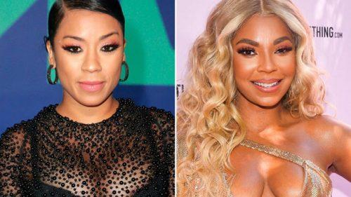 Ashanti y Keyshia Cole se enfrentarán en una Verzuz Battle