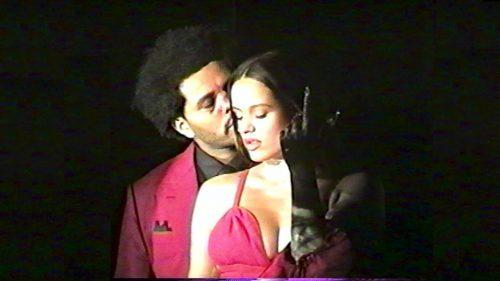 The Weeknd y Rosalía se unen para el remix de 'Blinding Lights', el tema del año