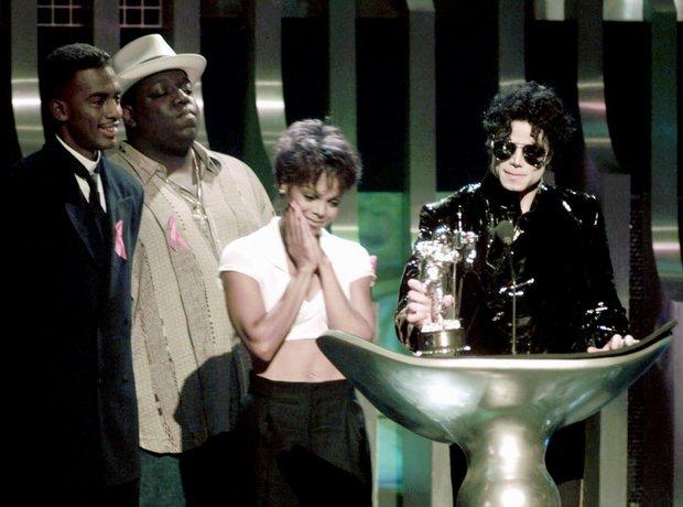 La historia de la grabación entre Michael Jackson y Biggie Smalls