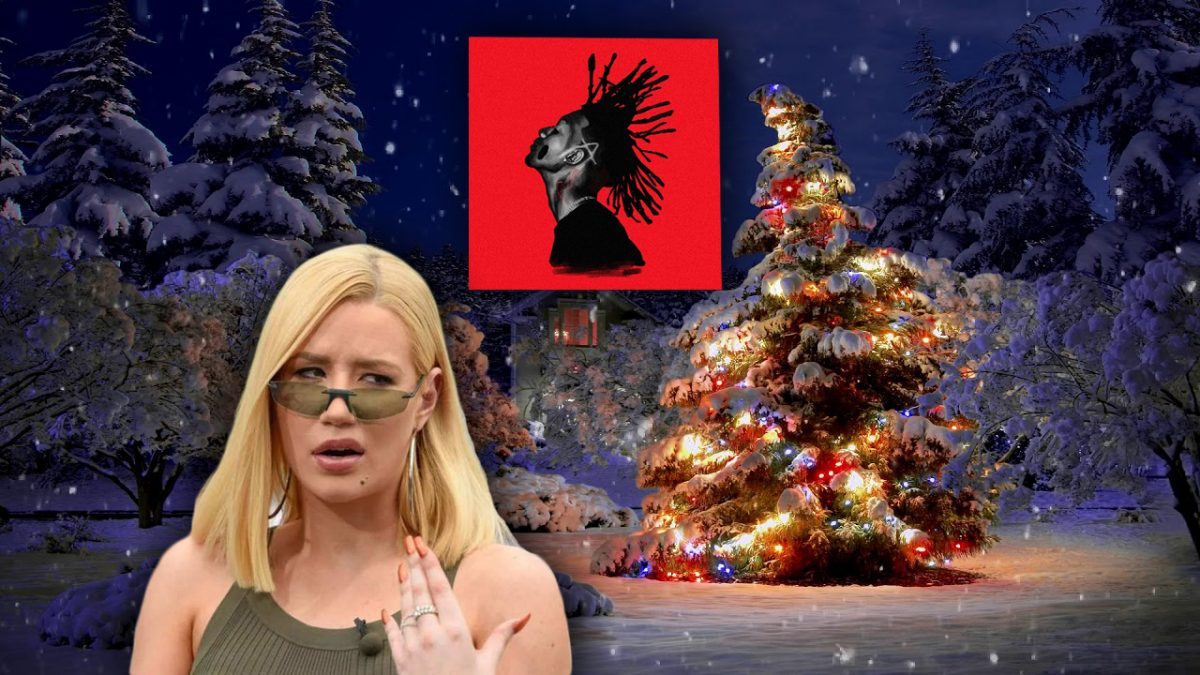 Igual tu Nochebuena no fue la mejor, pero al menos no eres Iggy Azalea