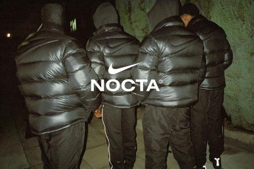 Drake y Nike presentan NOCTA: fecha de lanzamiento, fotos y precios