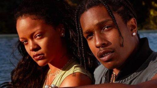 A$AP Rocky y Rihanna pasan la Navidad juntos: repasamos su relación