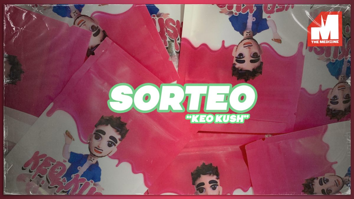 ¡Sorteamos 5 packs dobles de la nueva «Keo Kush» con DBT y Sweed Dreams!