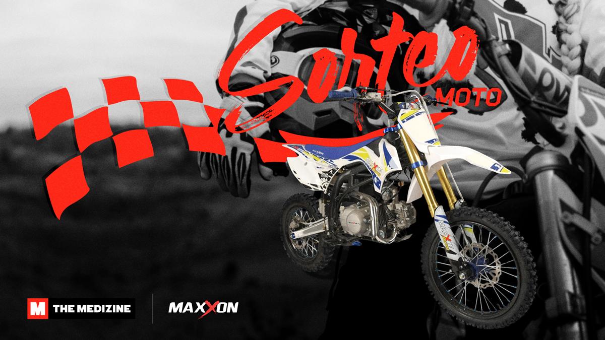 ¡Sorteamos una increíble moto de Maxxon Racing!