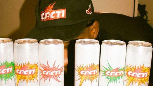 Travis Scott presenta oficialmente CACTI, su nueva bebida alcohólica