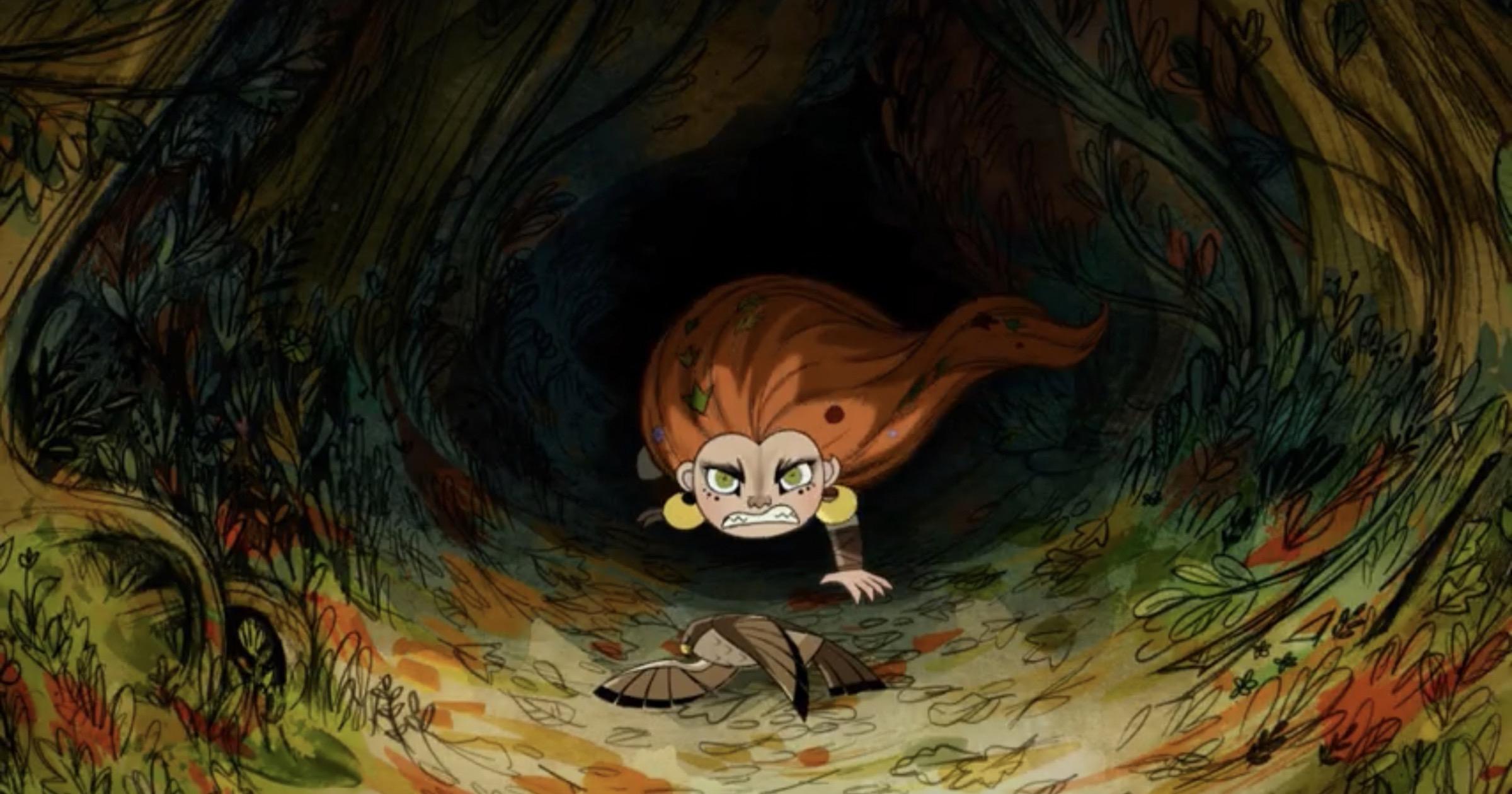 """""""Wolfwalkers"""": la película de animación que no sabías que"""