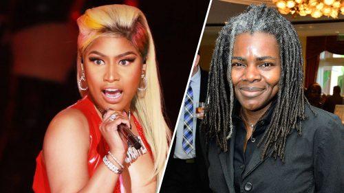 Nicki Minaj pagará miles de dólares a Tracy Chapman por copyright