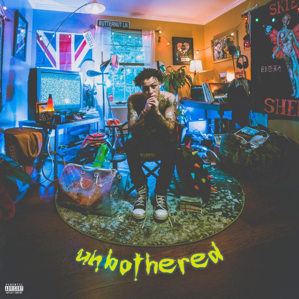 Lil Skies trae el esperado álbum 'Unbothered' con Wiz Khalifa y Lil Durk