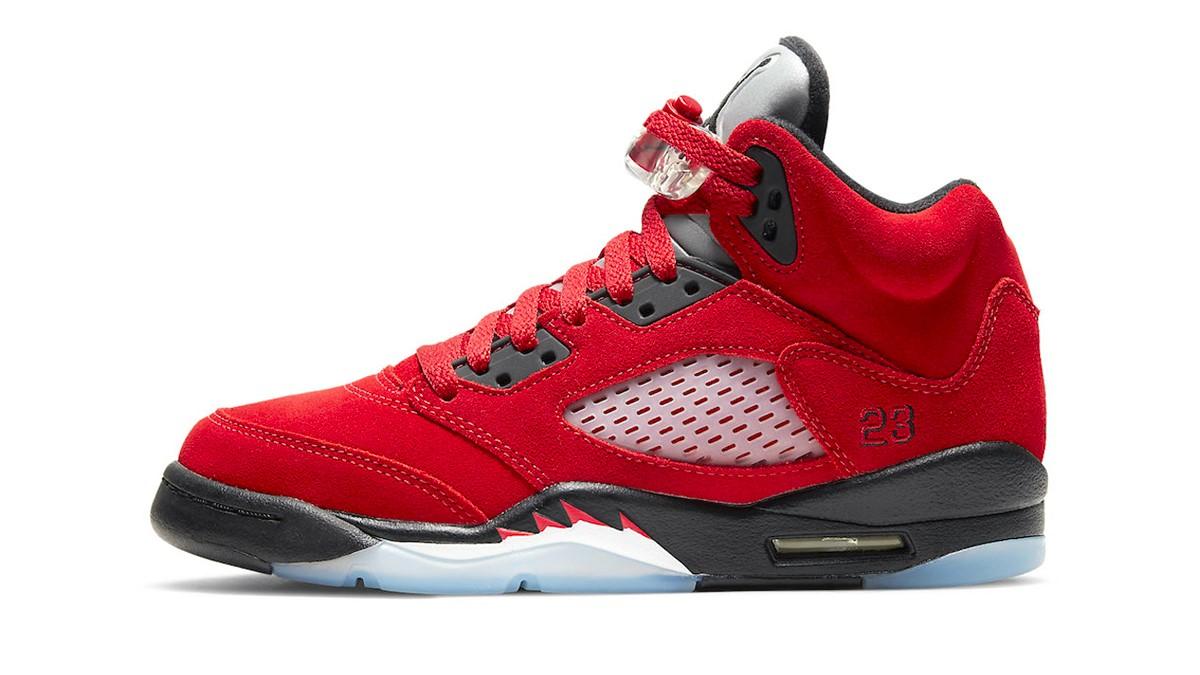 """Nike recupera las Air Jordan 5 """"Raging Bull"""" para este año 2021"""