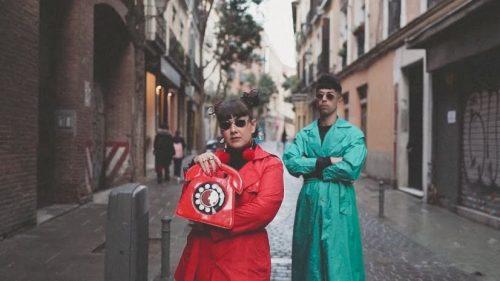 Lapili y Bejo vuelven a unir fuerzas para poner ritmo a la escena con 'Lapoli'