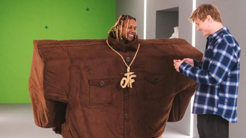 Lil Durk se pondrá los looks más icónicos de Kanye West en 'Kanye Krazy'