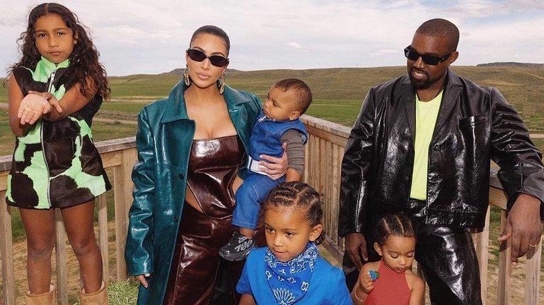 Empieza la guerra: Kim Kardashian quiere la custodia de sus hijos con Kanye
