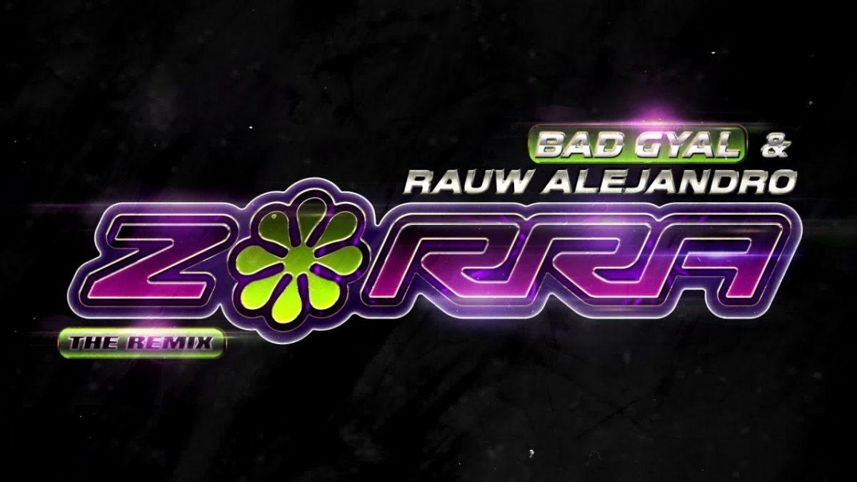 Rauw Alejandro se suma a Bad Gyal para el remix de su éxito 'Zorra'