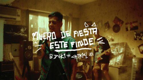 Duki y Ca7riel se juntan por primera vez en 'Muero de Fiesta este Finde'