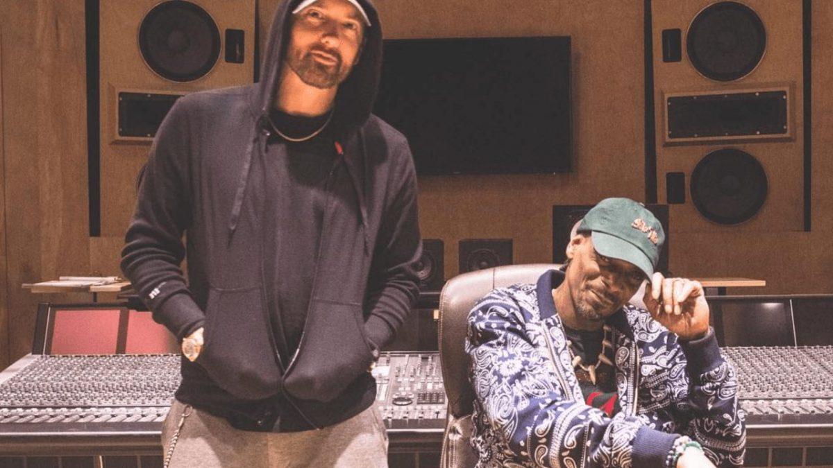 Te contamos todo sobre el beef entre Eminem y Snoop Dogg