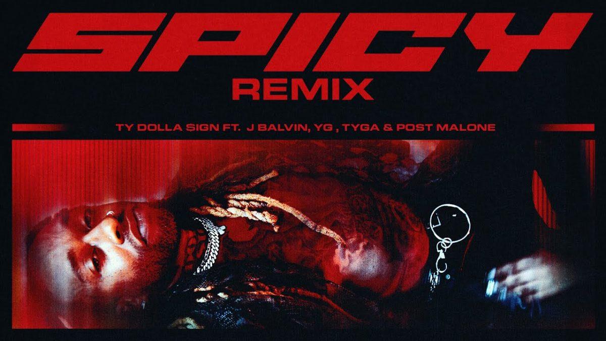 J Balvin y Tyga se unen al remix de 'Spicy' de Ty Dolla $ign y Post Malone