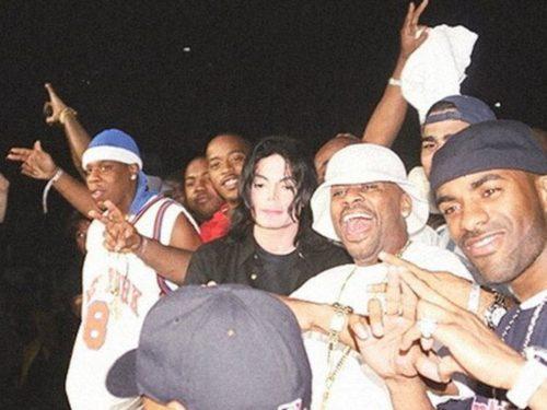 Repasamos la historia de cuando JAY-Z subió a Michael Jackson al escenario