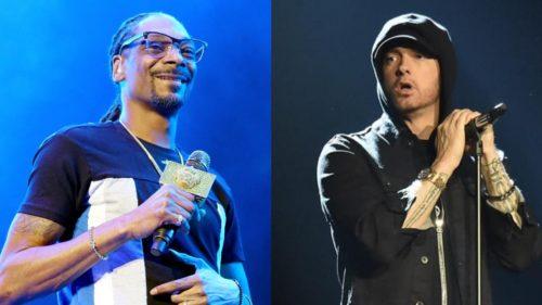 ¿El mal rollo entre Snoop Dogg y Eminem es culpa de una colaboración?