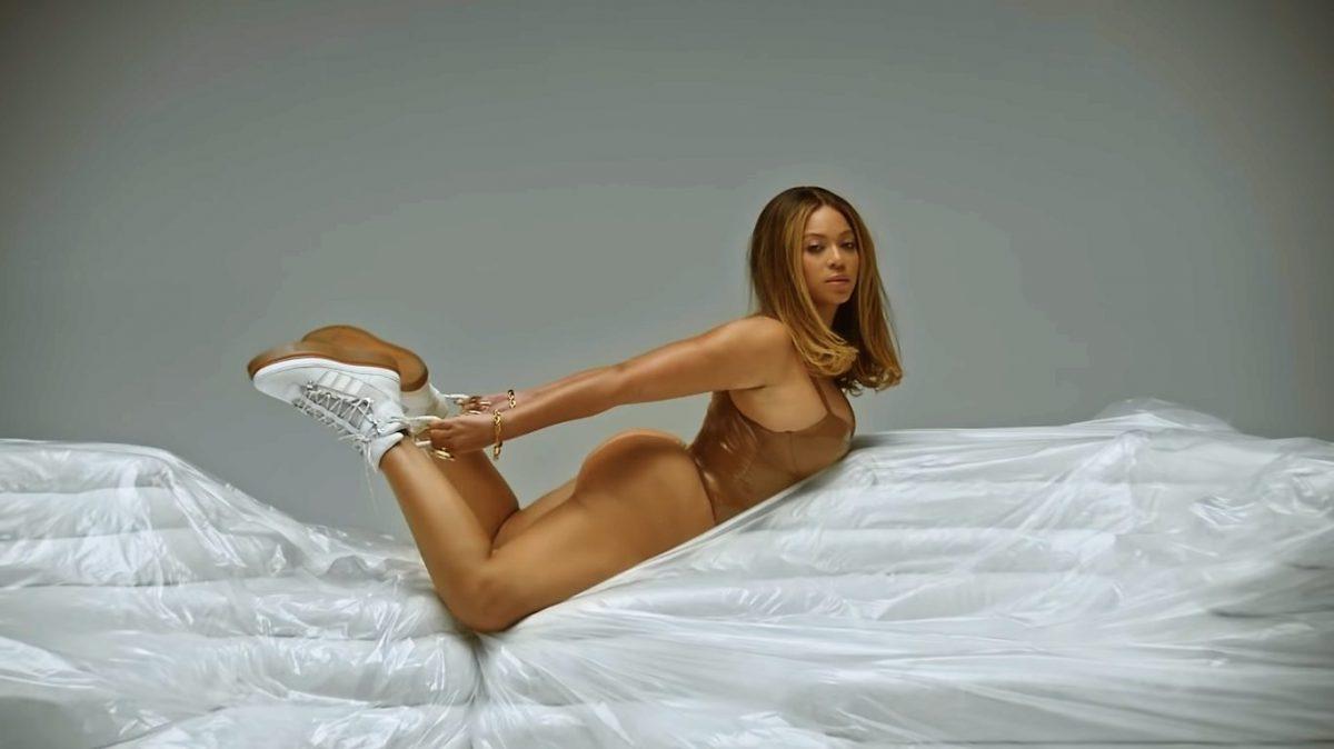 Gucci Mane y Hailey Bieber presentan lo último de Beyoncé y adidas