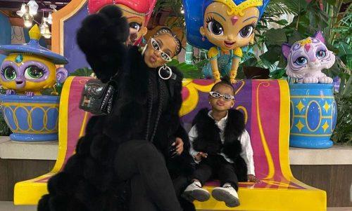 """Cardi B dice que su hija Kulture """"no tiene niñera porque no se fía de nadie"""""""