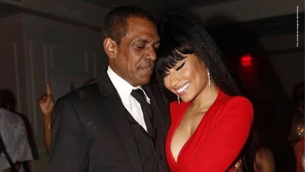 Muere atropellado Robert Maraj, el padre de Nicki Minaj